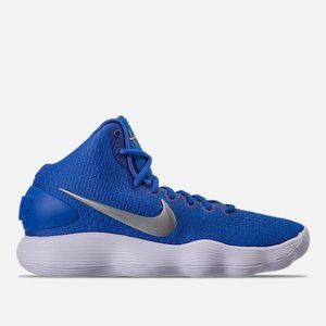 Nike Hyperdunk 2017 TB MID Basketball Royal Blue
